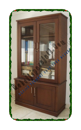 furniturelemari-buku-sliding-kaca-minimalisjepara