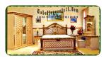 Set kamar tidur kayu jati jepara