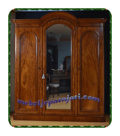 mebelLemari-pakaian-3-pintu-kayu-jati-jeparajepara