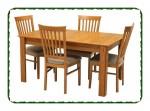 Kursi meja makan minimalis jepara
