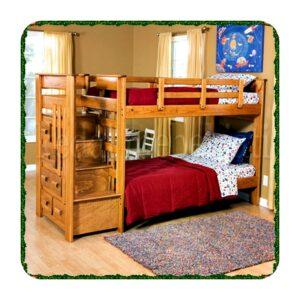 Jual tempat tidur anak tingkat minimalis