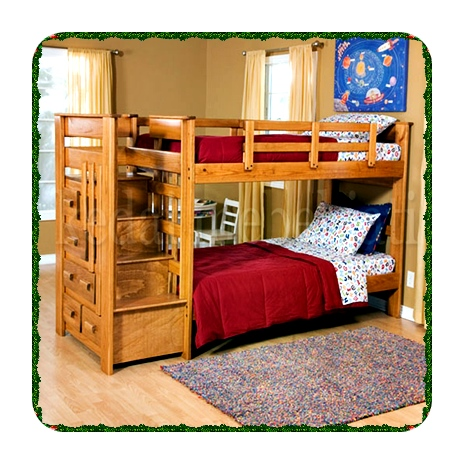 furnituretempat-tidur-anak-model-tingkat-minimalis-denganlacijepara