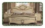 Set ranjang tempat tidur mewah