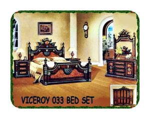 Harga 1 set kamar tidur ukir modern
