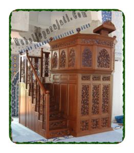 Mimbar Jumat >mimbar agama islam