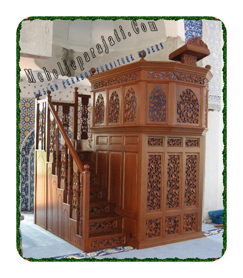 furnituremimbar-masjid-tingkatjepara