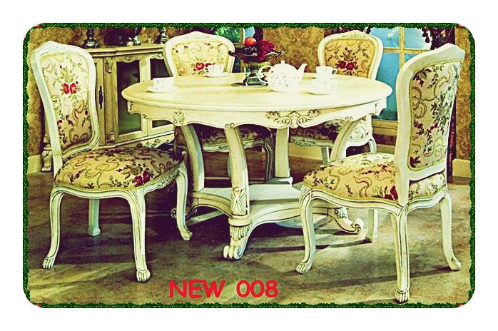 furnituremeja makan 9,5 jtjepara
