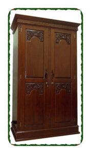 Lemari Pakaian 2 Pintu Majapahit