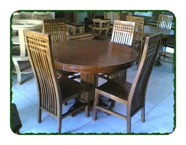 furnitureKursi Makan Balerojepara