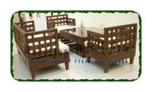 Kursi Tamu Sofa Minimalis Kepang