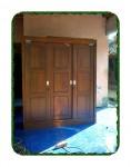 Lemari sliding 3 pintu