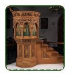 Mimbar gereja kristen
